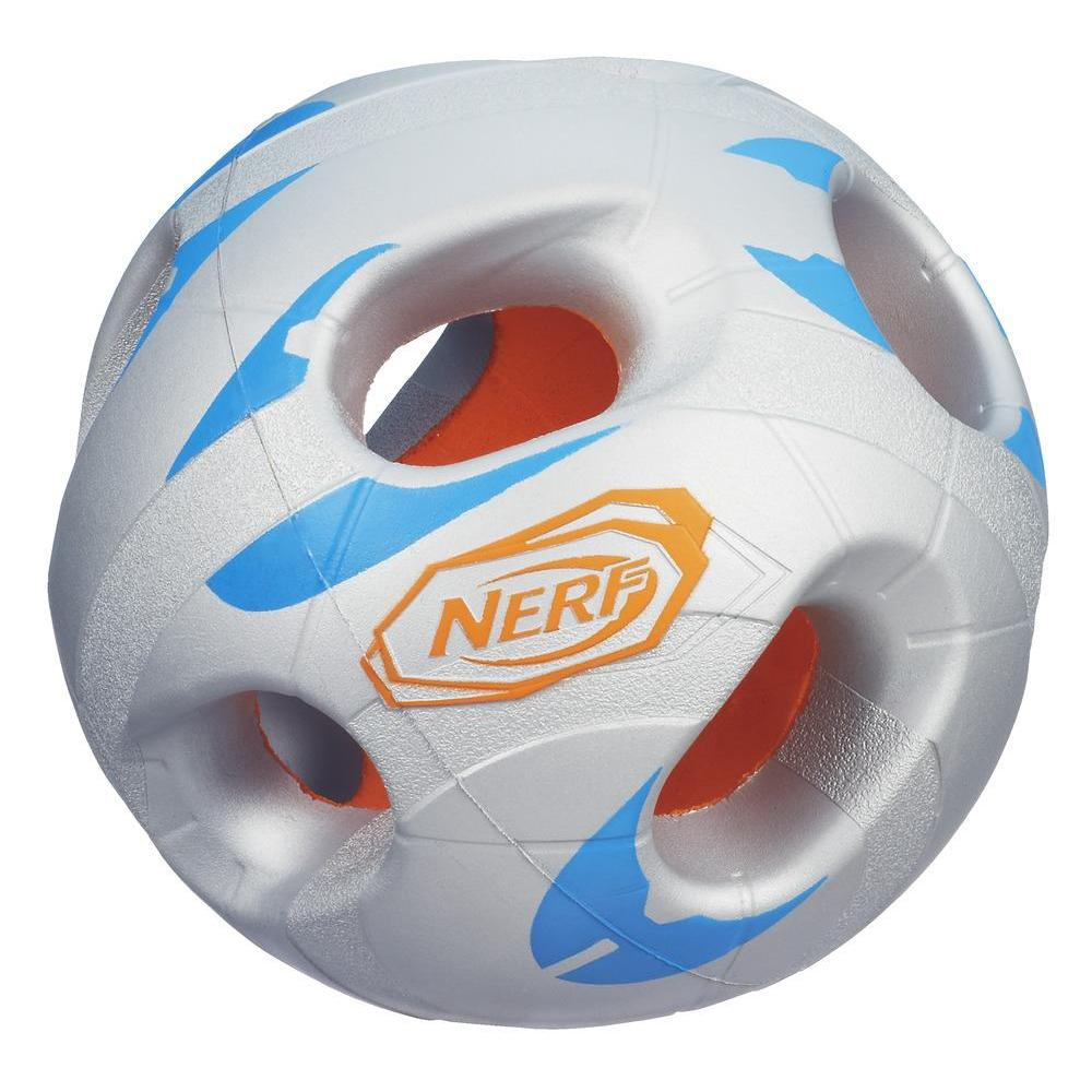 BOLA BASH BALL NERF SPORTS SORT PRATA