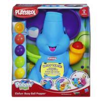 Brinquedo Playskool Elefante Bolinhas Voadoras