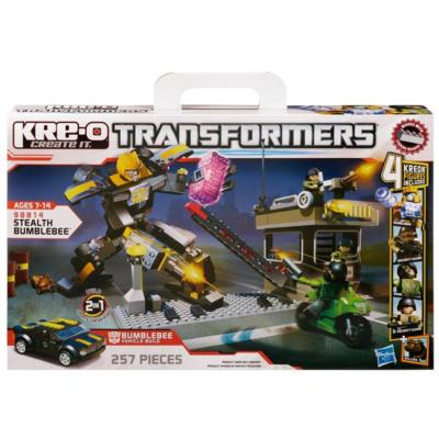 KIT KRE-O TRANSFORMERS STEALTH BUMBLEBEE