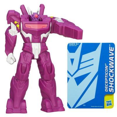 Transformers Prime Guardiões Shockwave