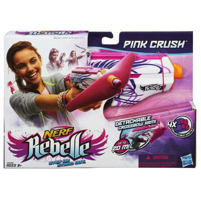 Nerf Rebelle Pink Crush