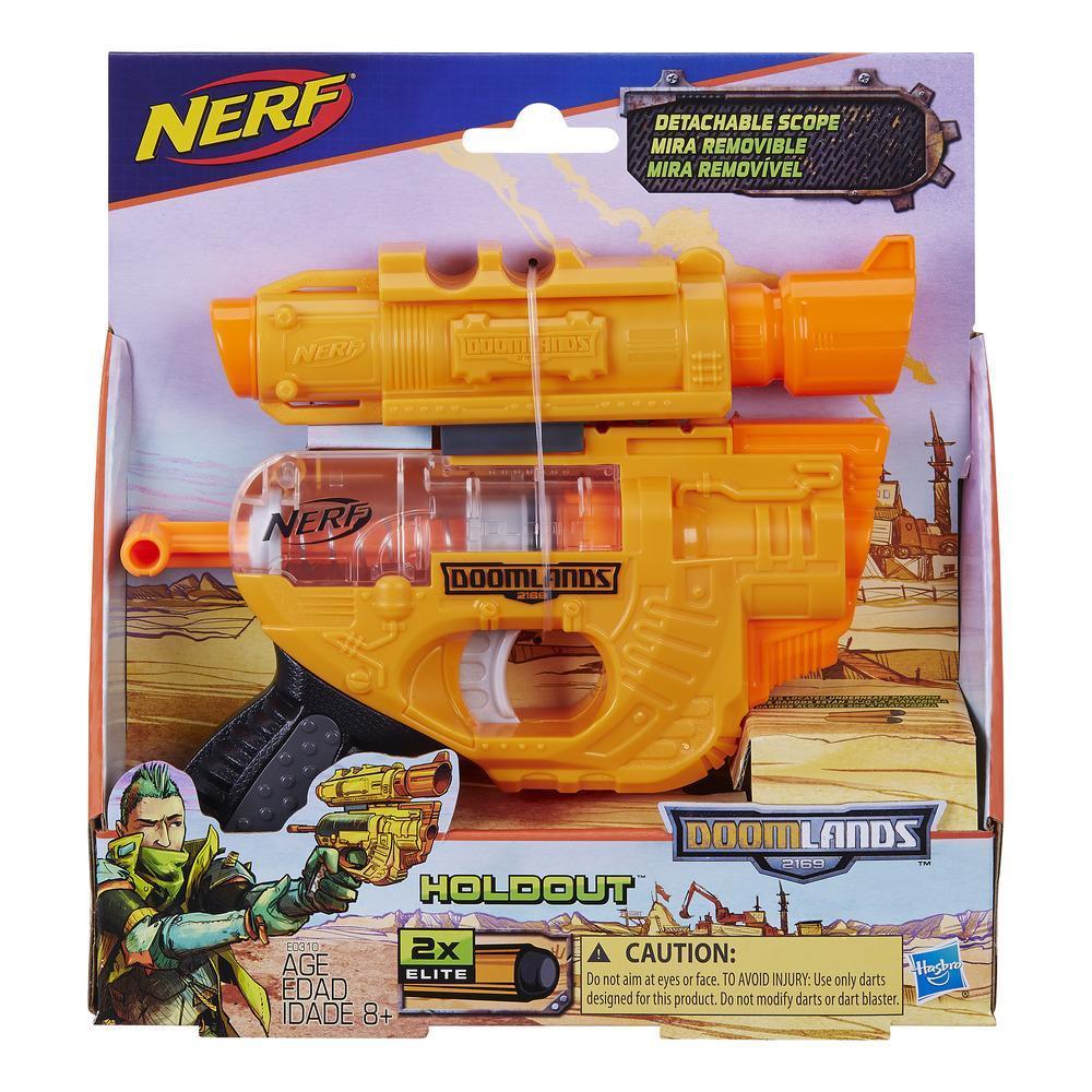 Nerf Doomlands - Holdout