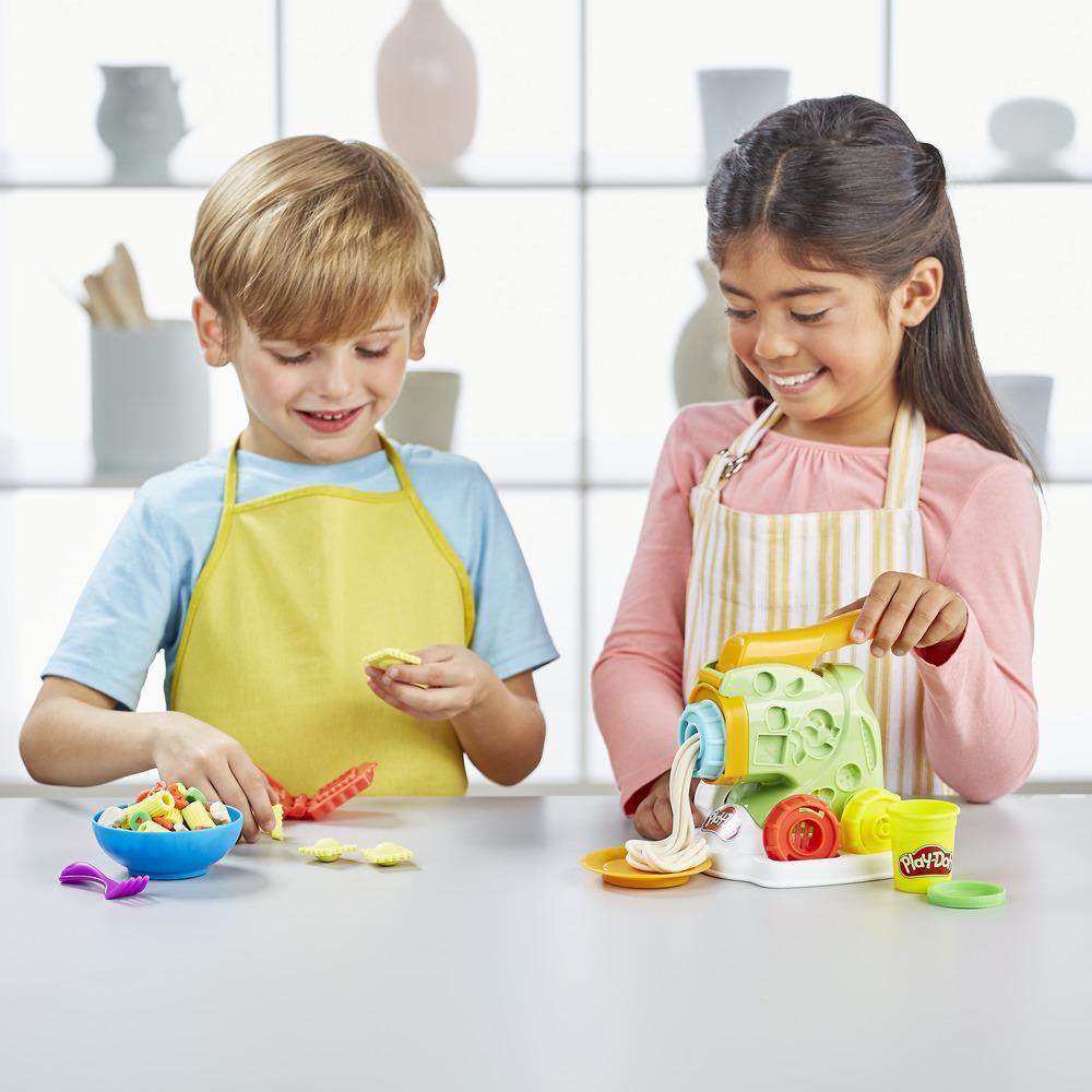 Play-Doh Kitchen Creations - Fábrica de Macarrão