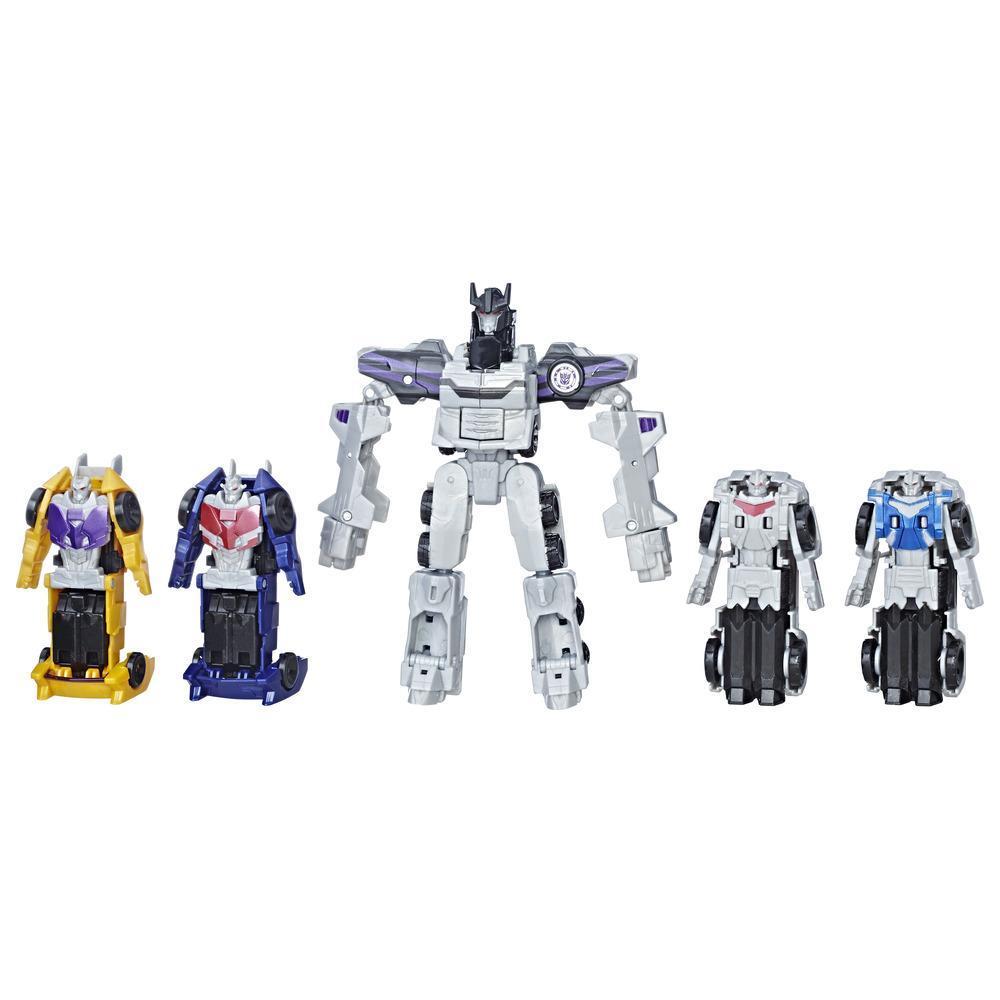 Transformers: Robots in Disguise Combiner Force  Time Combiner Menasor