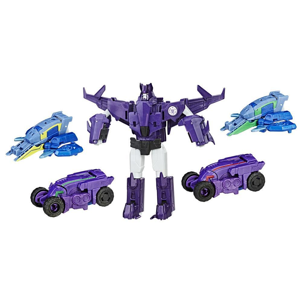 Transformers: Robots in Disguise Combiner Force  Time Combiner Galvatronus