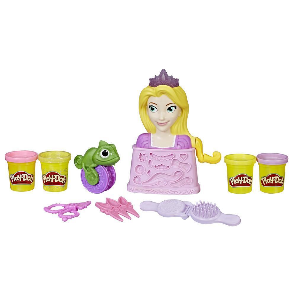 Play-Doh Princesa da Disney - Salão de Beleza da Rapunzel