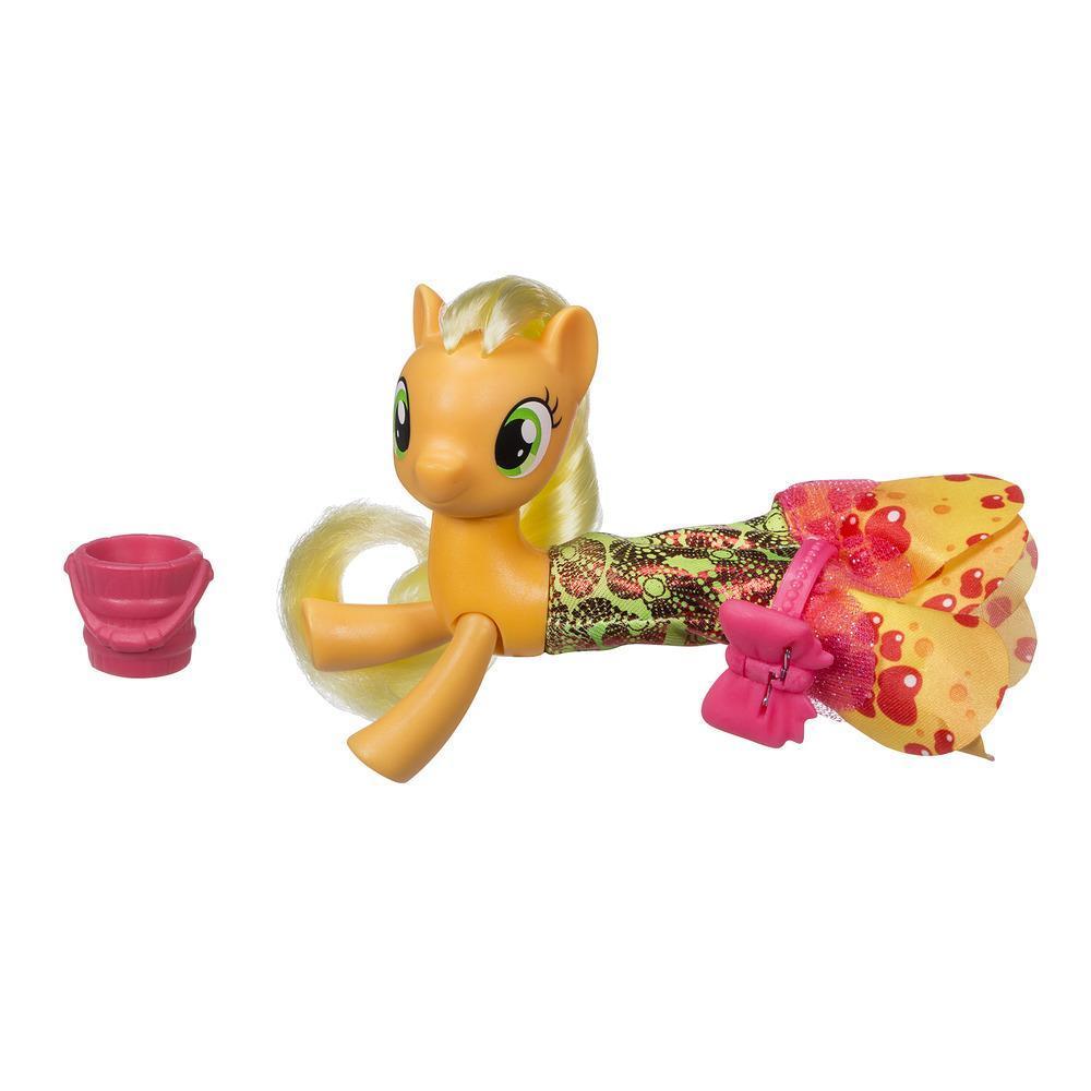 My Little Pony: O Filme - Moda Terrestre e Marinha da Applejack