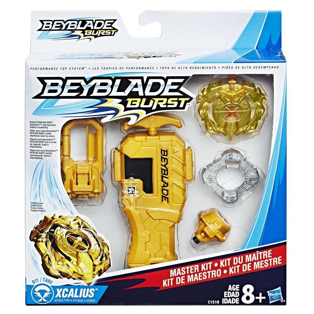 Beyblade Burst - Kit de Mestre