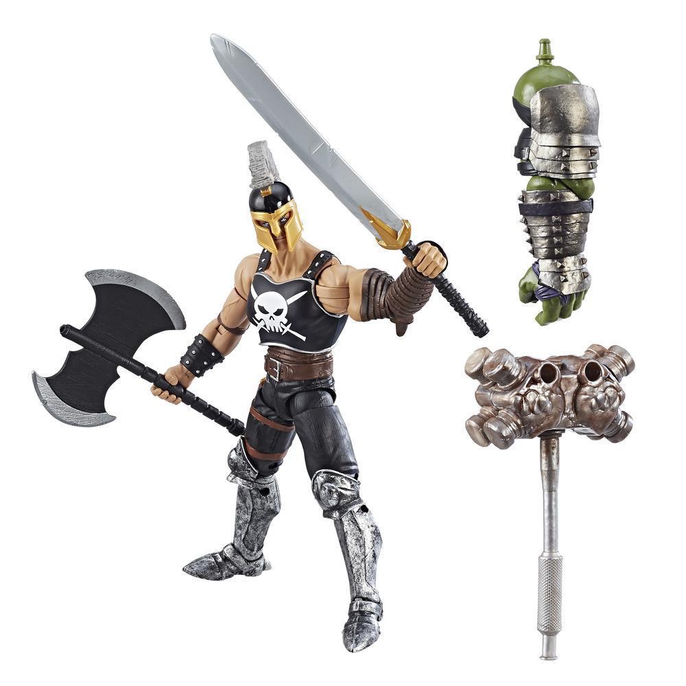Marvel Thor Legends Series - guerreiros dos nove mundos 15 cm (Marvel's Ares)