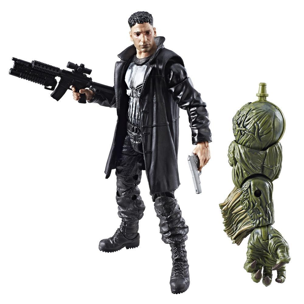 Marvel Thor Legends Series - Punisher 15 cm