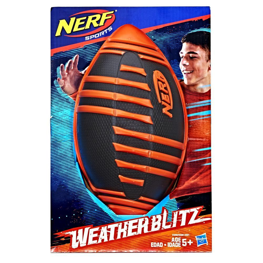 Nerf Sports Weather Blitz Futebol Americano (preto)