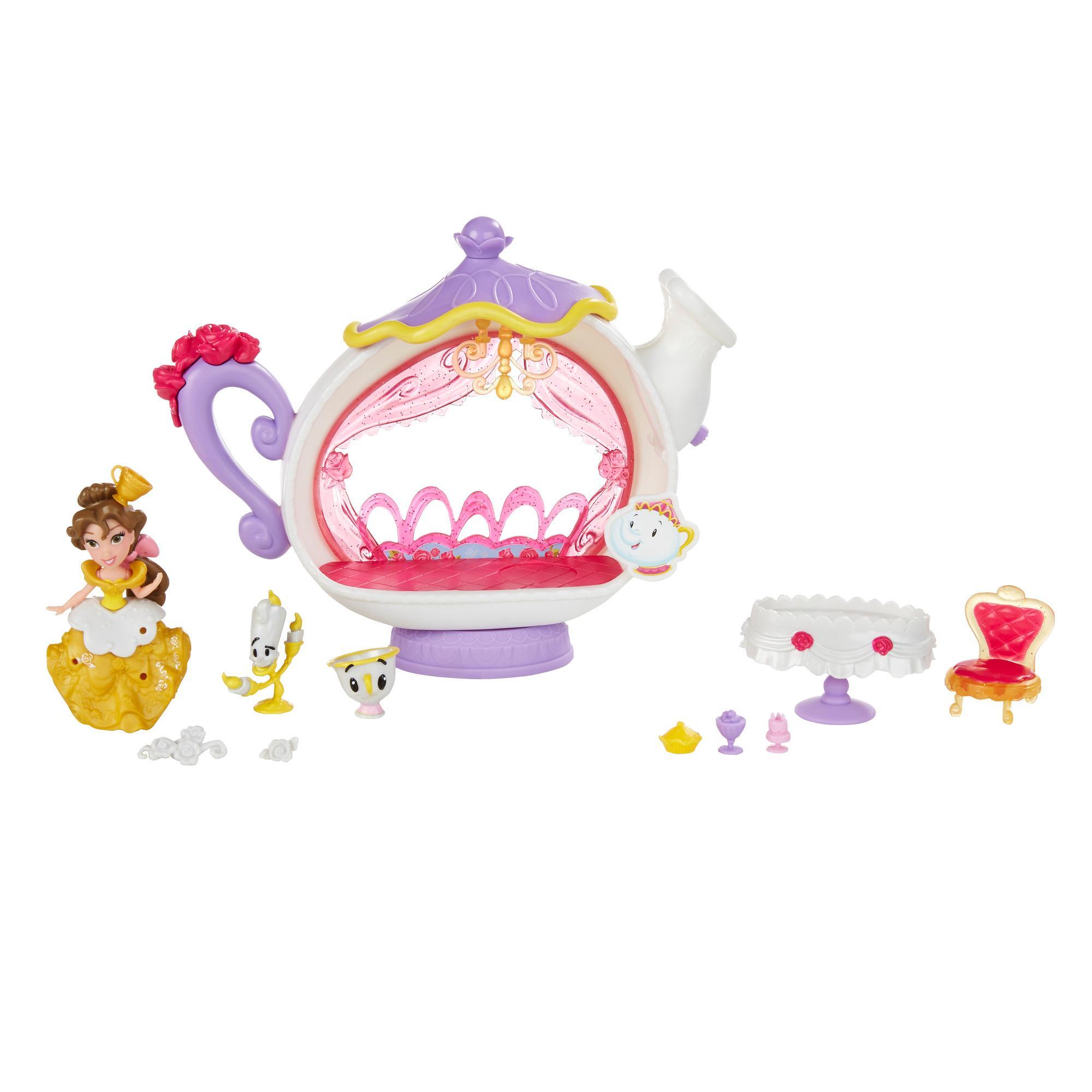 Mini Cenário Luxo Princesa Bela