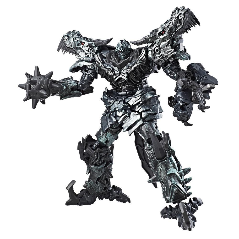 Grimlock do quarto filme Transformers Studio Series 07 Classe Líder