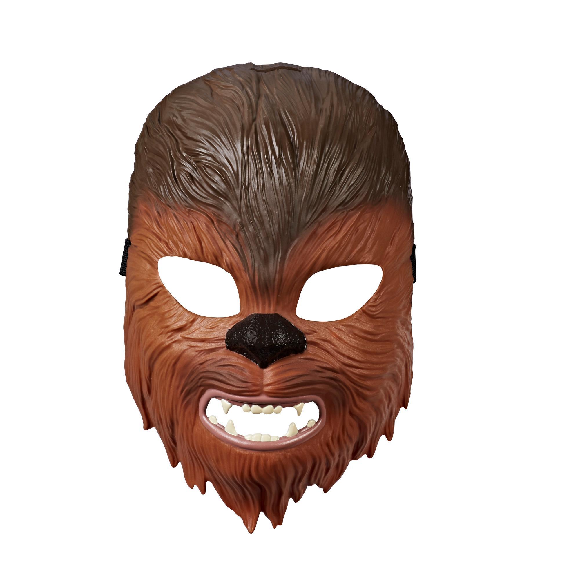 Star Wars Han Solo: Uma História Star Wars - Máscara de Chewbacca