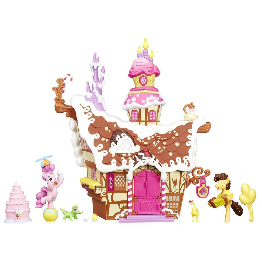 Sweet Shoppe da Pinkie Pie da Coleção My Little Pony: Friendship Is Magic