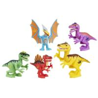 Pacote Jurassic World Dino Rumble da Playskool Heroes