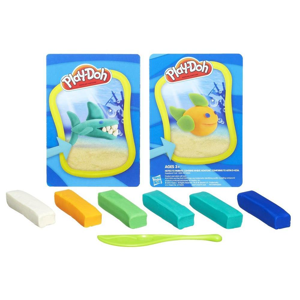 Play-Doh - Makeables (Oceano)