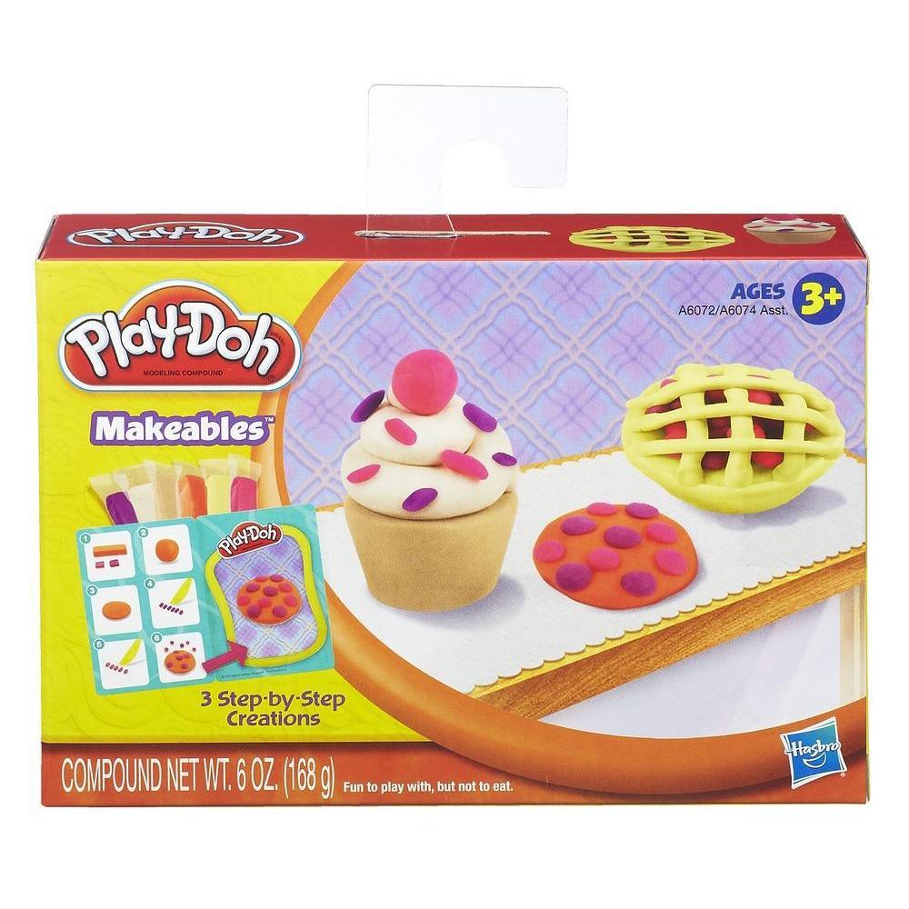 Play-Doh - Makeables (Confeitaria)