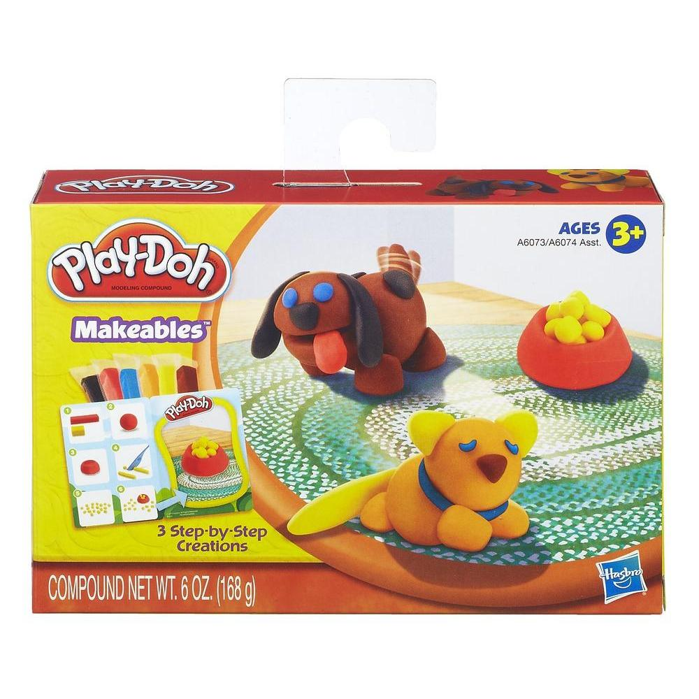 Play-Doh - Makeables (Animais)