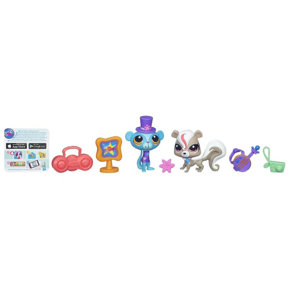 Littlest Pet Shop - Showtime Friends