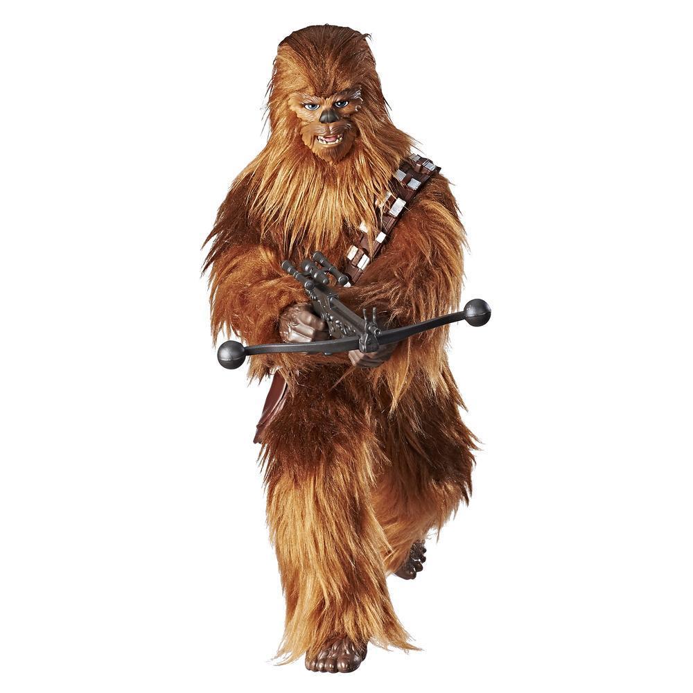 Star Wars Forces of Destiny - Chewbacca Vociferante