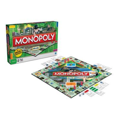 Jogo Monopoly Brasil