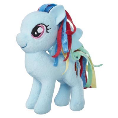 My Little Pony: A Amizade é Mágica - Pelúcia Pequena da Rainbow Dash