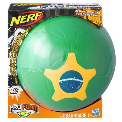 Bola de Futebol Nerf N-Sports