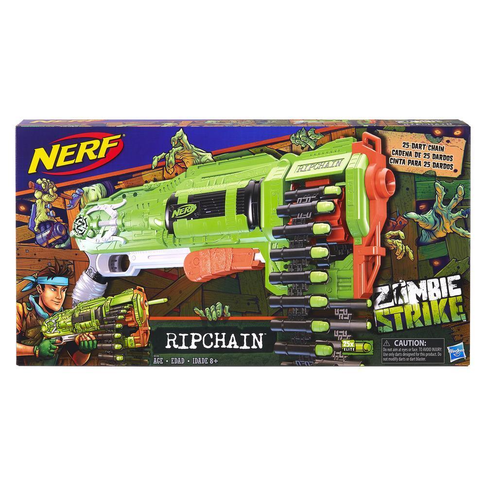 Nerf Zombie Strike - Ripchain