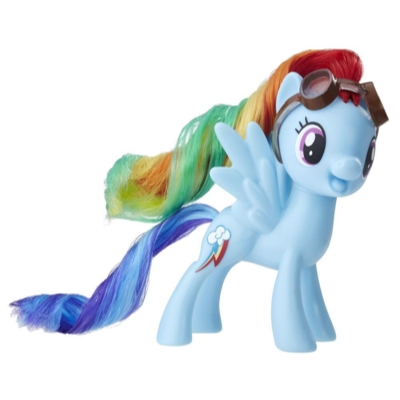 Amigas My Little Pony - Rainbow Dash