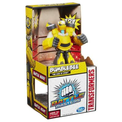 Transformers Battle Masters Autobots: Figura e Controle