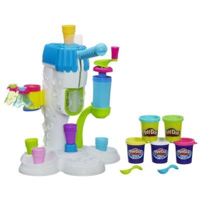 Conjunto Play-Doh Máquina de Sorvetes