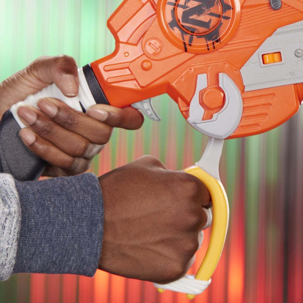 Nerf Zombie Strike Sistema Survival - Scravenger