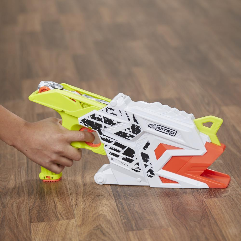 Nerf Nitro - Kit de Acrobacia Rampa Radical AeroFury