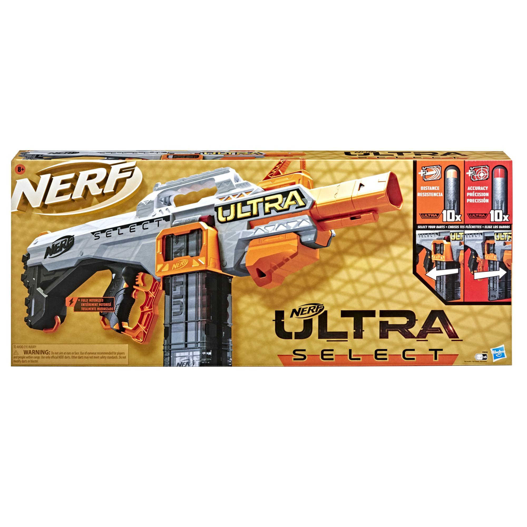 Nerf Ultra Select