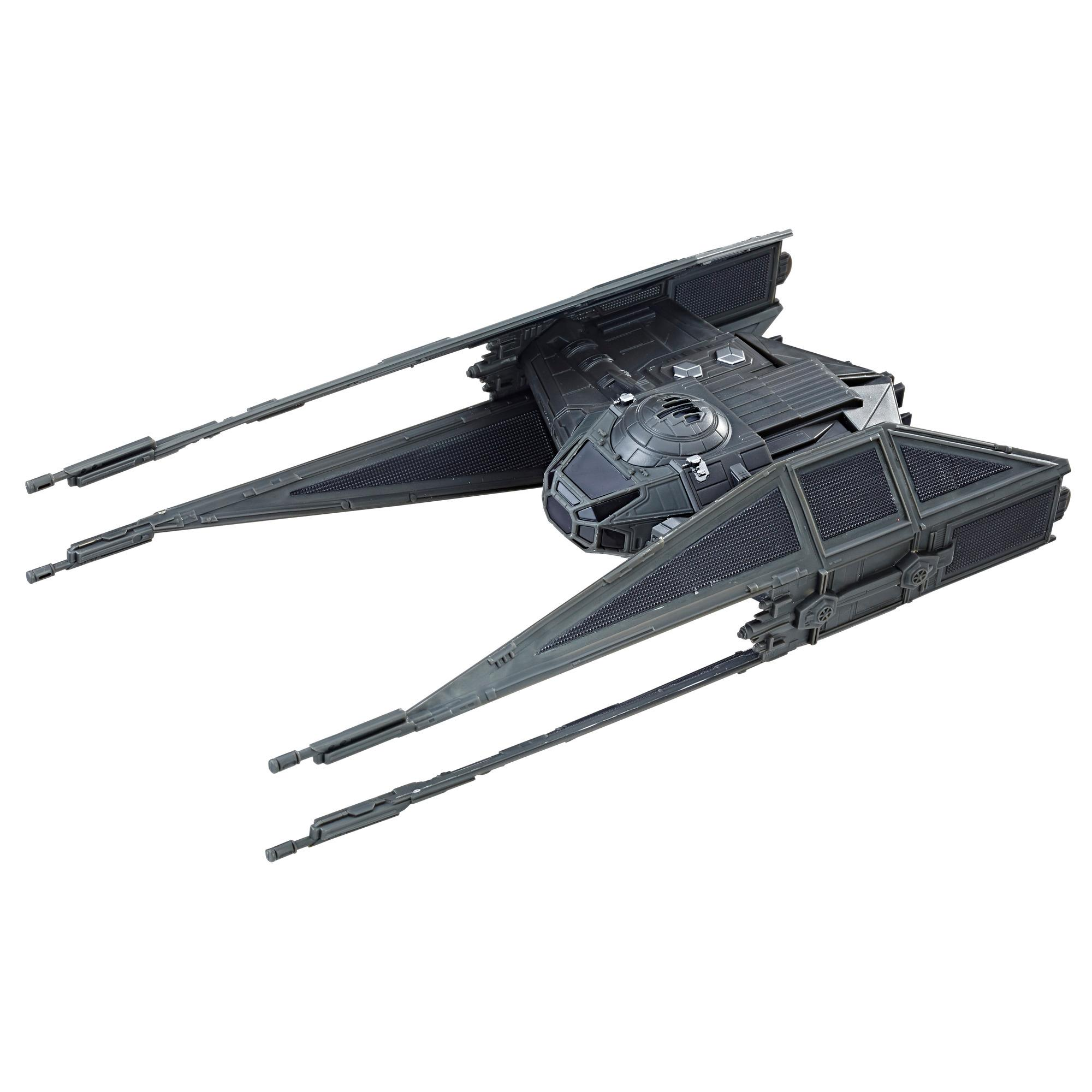 Star Wars: Os Últimos Jedi - TIE Silencer de Kylo Ren