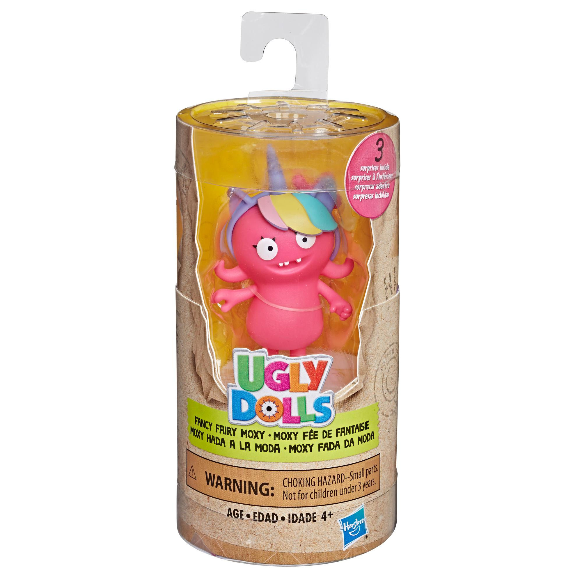 UglyDolls Surprise Disguise - Figura de Fancy Fairy Moxy e Acessórios
