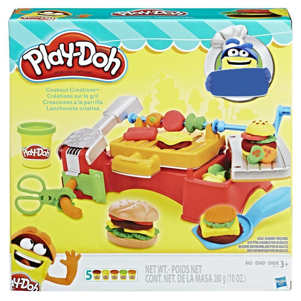 Play-Doh Lanchonete Criativa