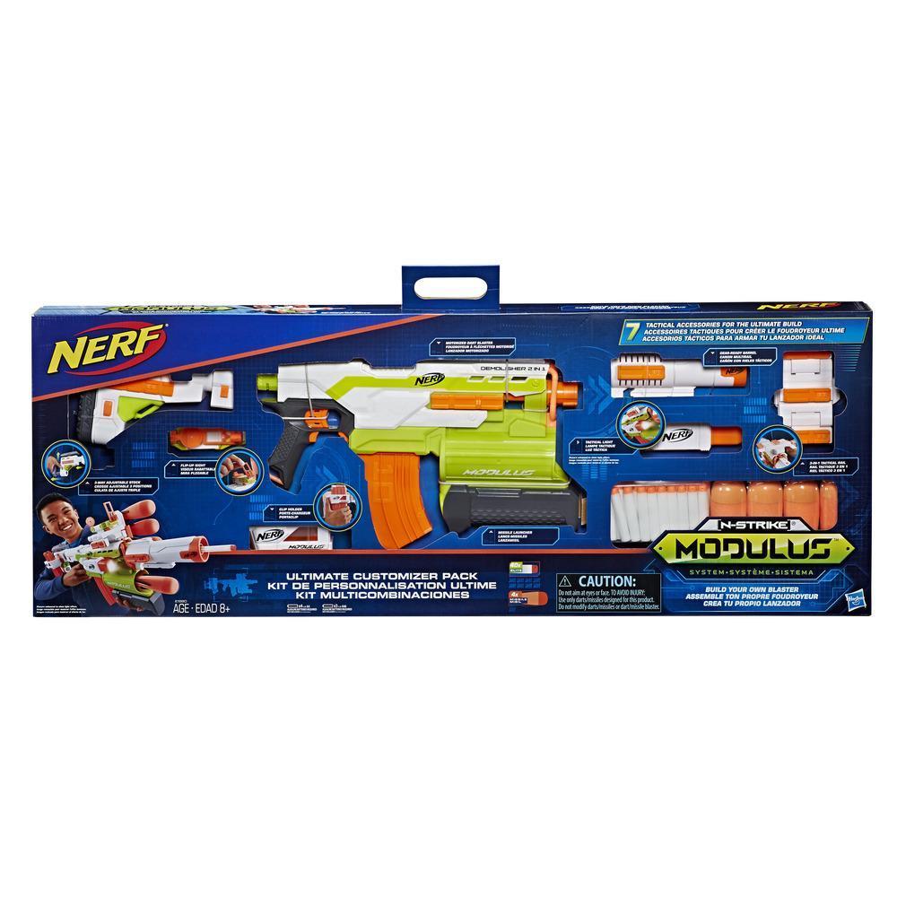 Kit Multicombinações Nerf Modulus