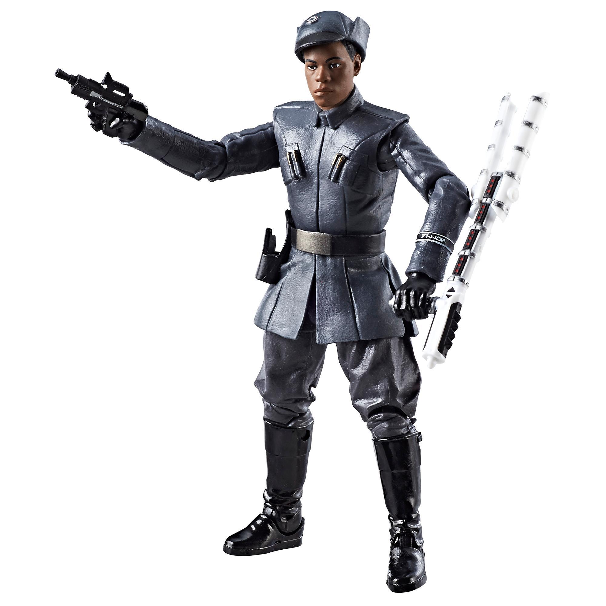 Star Wars The Black Series - Finn (Disfarce da Primeira Ordem)