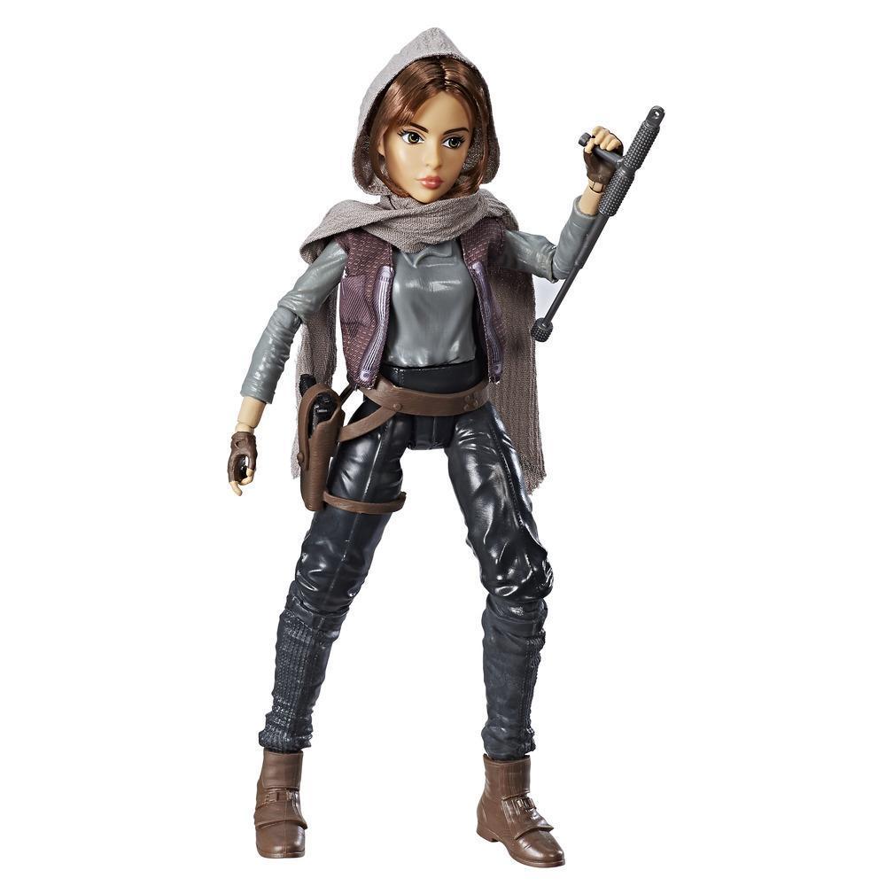 Brinquedos Star Wars Forces of Destiny - Figura Dinâmica Jyn Erso