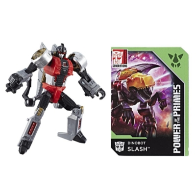 Transformers: Generations Power of the Primes - Dinobot Slash classe legends