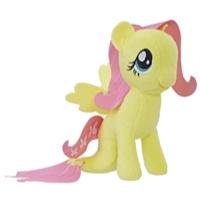 My Little Pony: O Filme - Fluttershy pônei-marinho pelúcia pequena