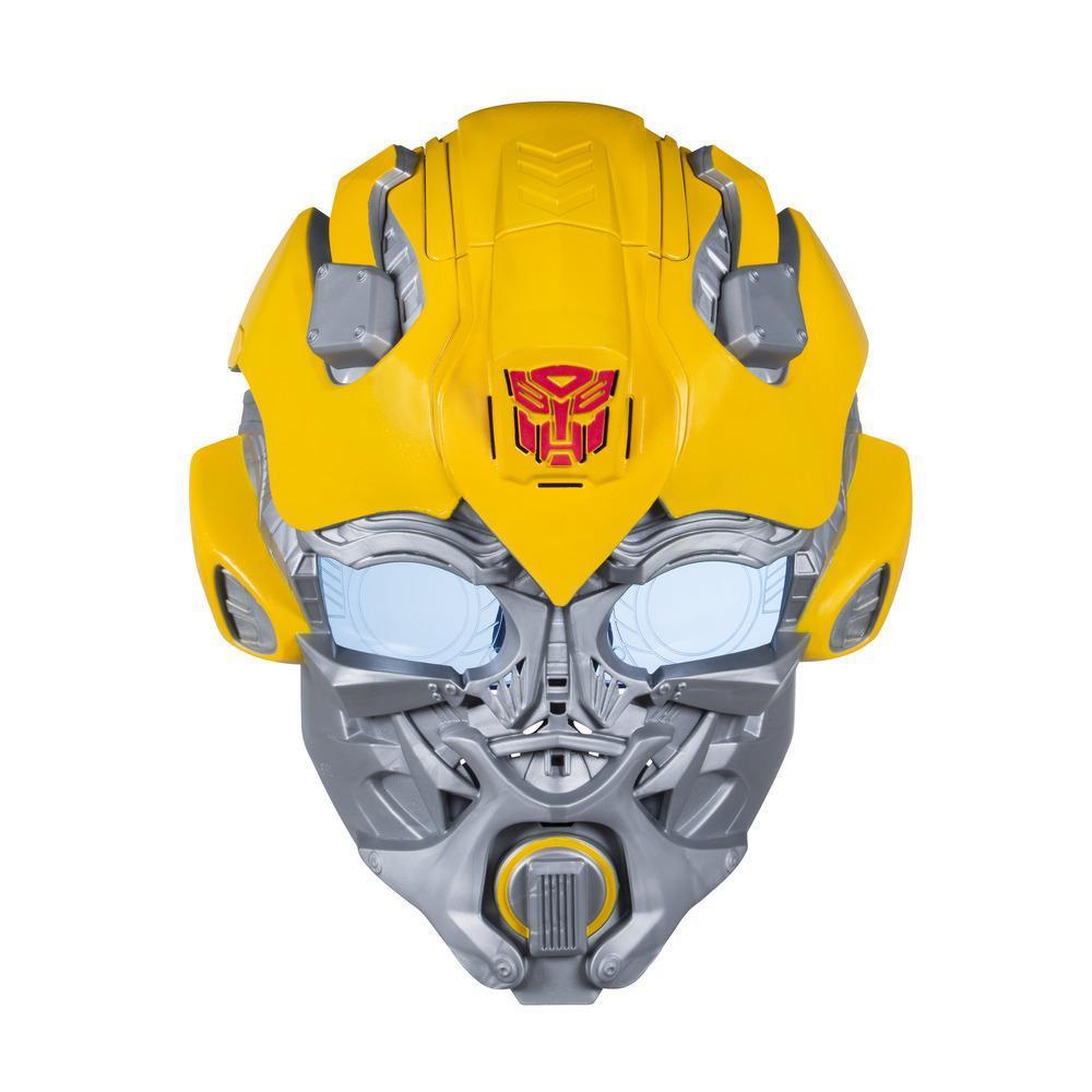 Transformers: Bumblebee -- Máscara eletrônica do Bumblebee
