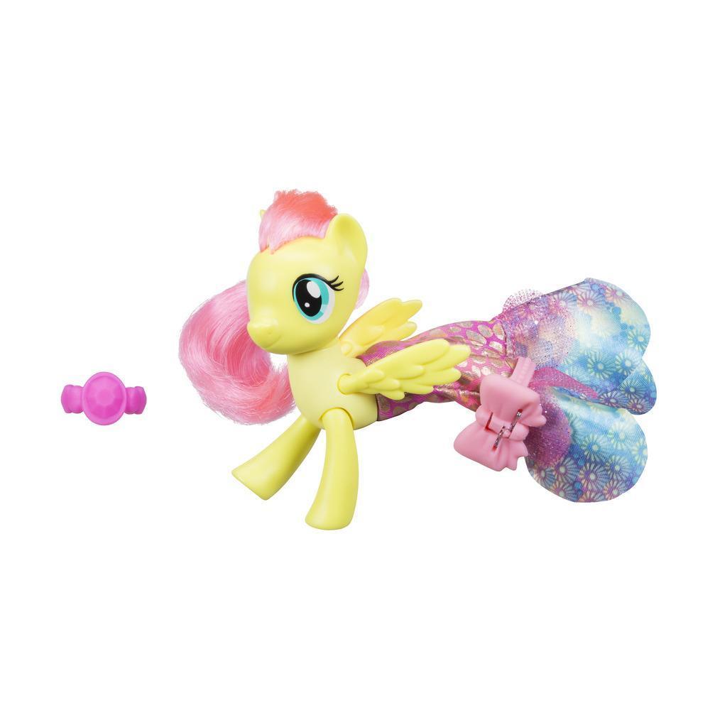 My Little Pony: O Filme - Moda Terrestre e Marinha da Fluttershy