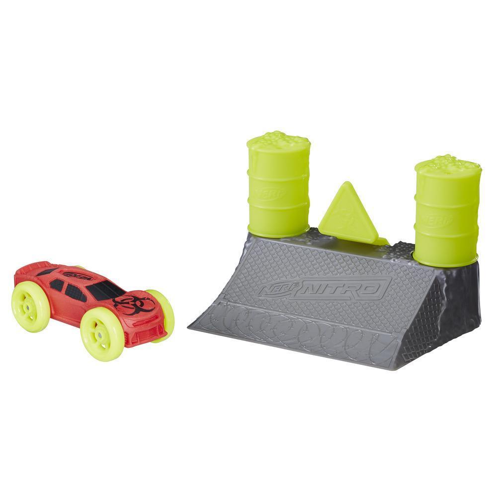 Nerf Nitro - Kit de Acrobacia BarrelSlam