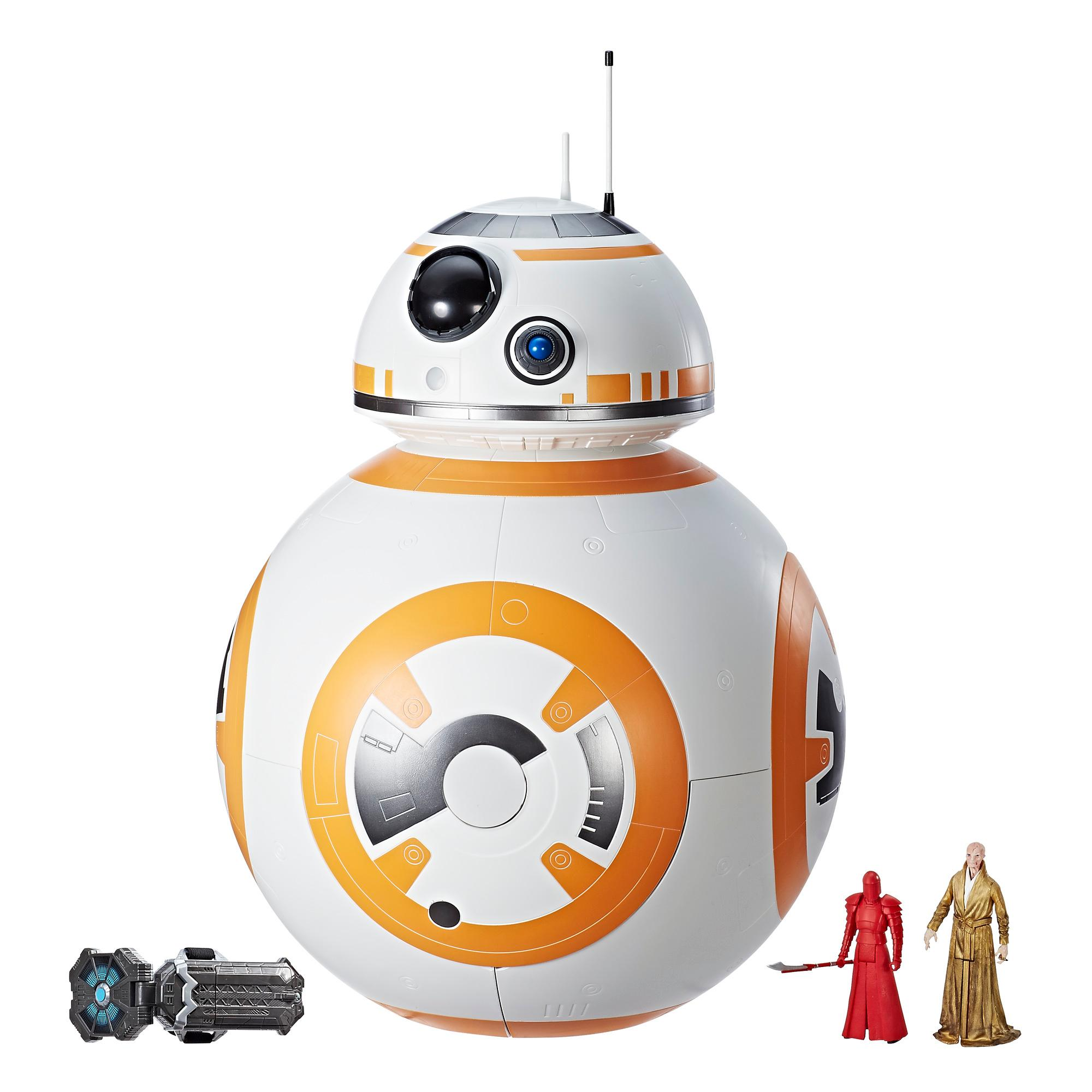 Star Wars - Force Link Mega Playset 2 em 1 do BB-8 contendo Force Link