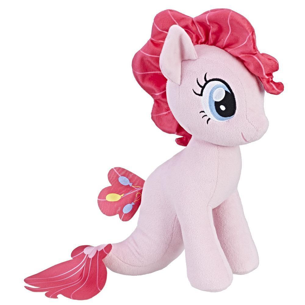 My Little Pony: O Filme - Pinkie Pie pônei-marinho pelúcia macia