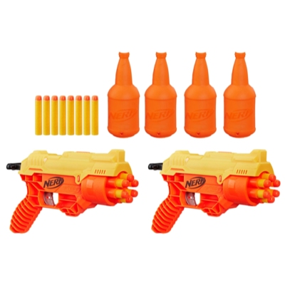 Kit Duplo de Treino Cobra RC-6: O kit Nerf Alpha Strike