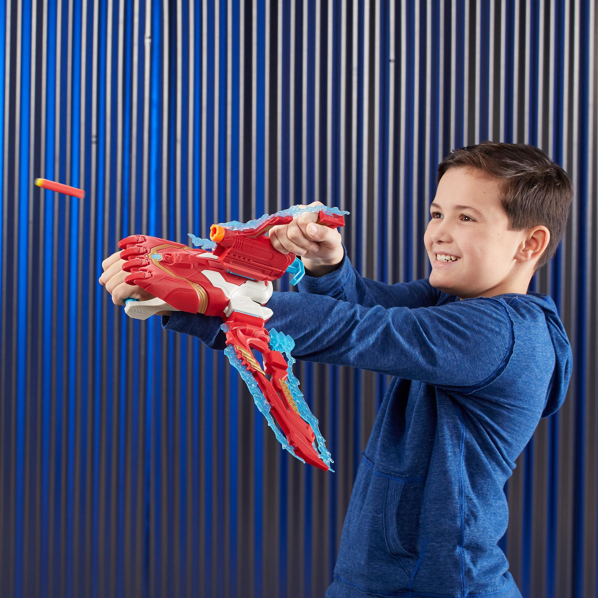 Marvel Avengers Untitled: Nerf Iron Man Assembler Gear